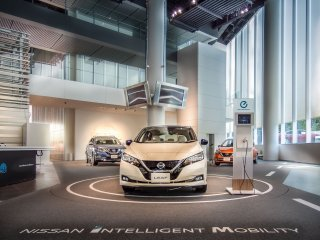 This emphasis on attractive design becomes very noticeable when looking around at the various models on display. I soon noticed that every model has a visually pleasing design. This can be attributed largely to Carlos Ghosn, the CEO of Renault-Nissan, who has transformed Nissan from bankruptcy to a world leading car producer