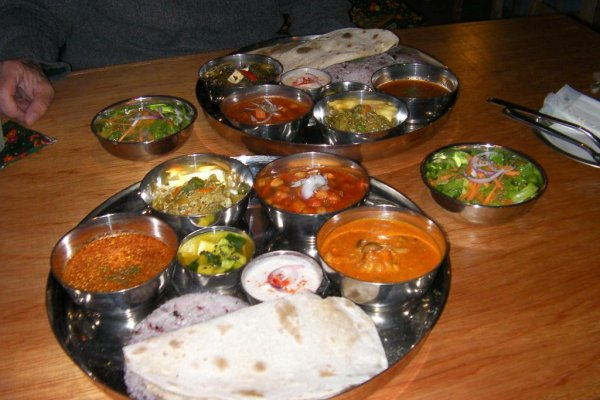 Indian feast