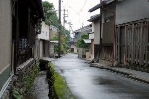 Small street of Asuka