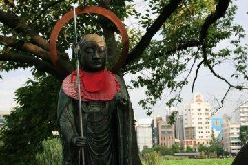 ศิลปะและรูปปั้นของสวนอุเอะโนะ
