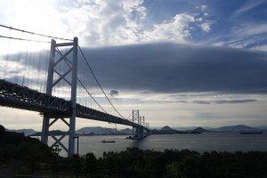 Honshu-Shikoku Bridge