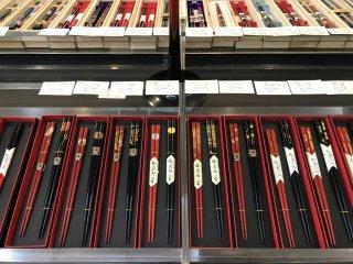 Beautiful chopsticks