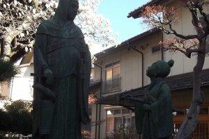 Karukaya and Ishido