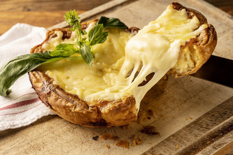 Cheese Pot Pie
