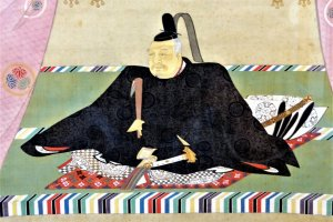 Tokugawa Ieyasu, the great shogun and ruler of Japan