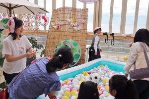 Summer Festival carnival games