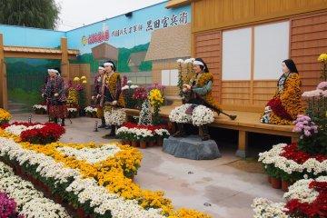 Takefu Chrysanthemum Doll Festival