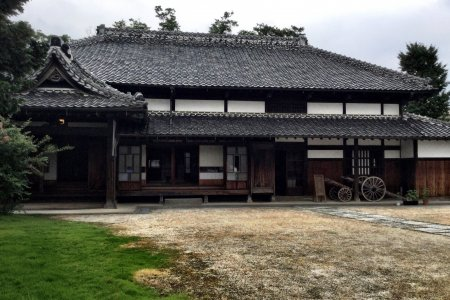 Omanocho Former Nakamura Residence