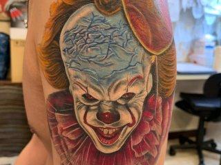 Get your wildest dreams or darkest nightmares tattooed.