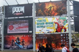 Games galore at the Tokyo Game Show!