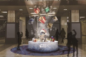 A Star Wars Christmas in Tokyo