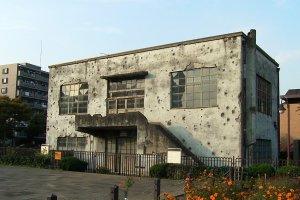 World War 2 Power Station, Higashiyamato City