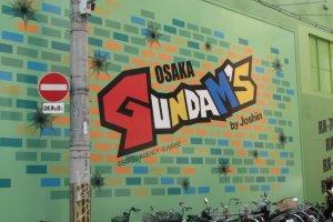 Osaka Gundams