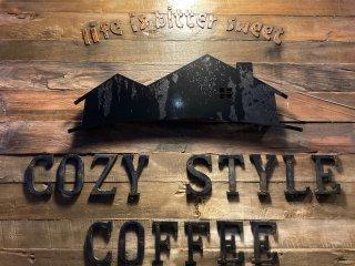 Cozy Style Coffee is a homey cafe in Ochiai