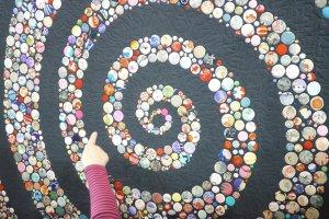 Unique patterns, colors, and stitches