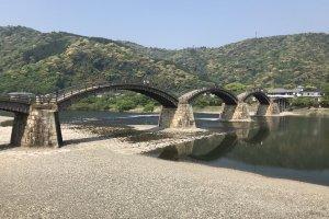 Kintaikyo Bridge, Yamaguchi