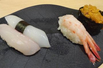 Ofuna's Tsukiji Sen Sushi