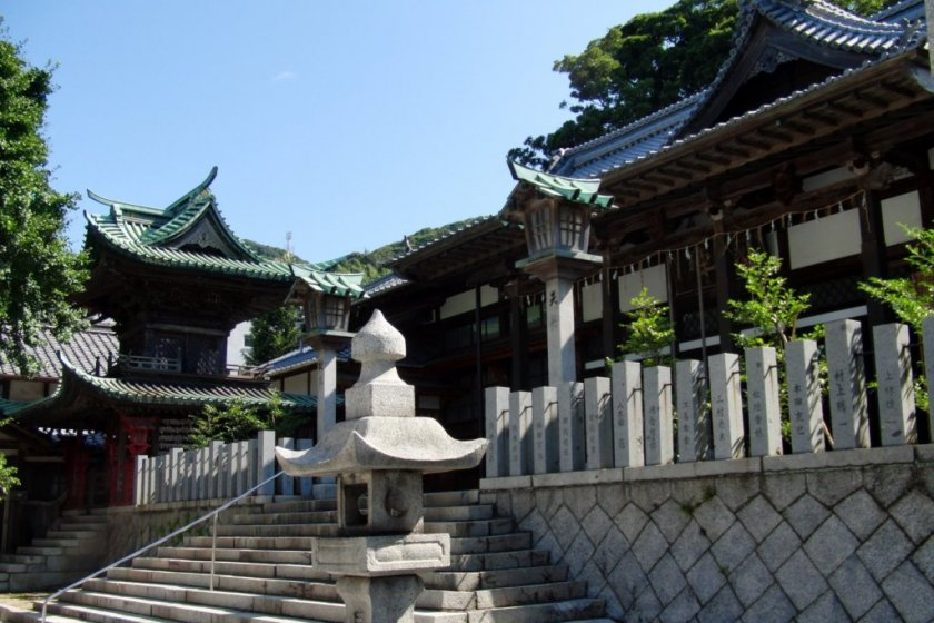 Koso Hachiman Shrine