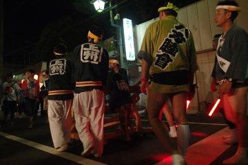 Lễ hội mùa hè ở Kusatsu