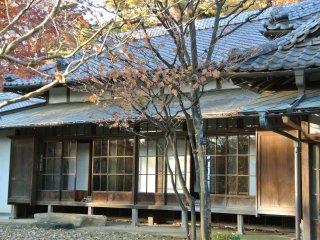 Takahashi Korekiyo's house (Meiji Era)