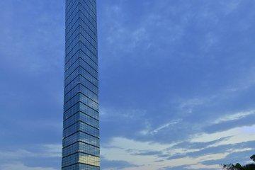 Unique Structure Chiba Port Tower
