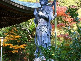 Kannon, Goddess of Mercy
