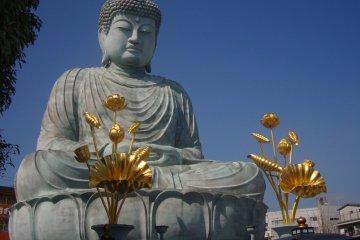 Le Grand Bouddha du Nôfuku-ji
