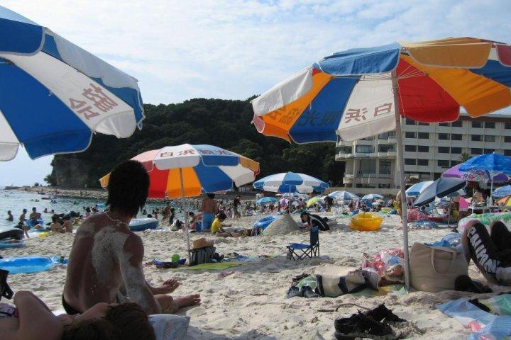ชายหาดชิราฮามะ