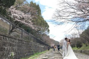 Kyoto is beautiful in any season, and is very accessible from