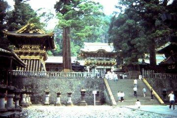 Ancient city of Nikko