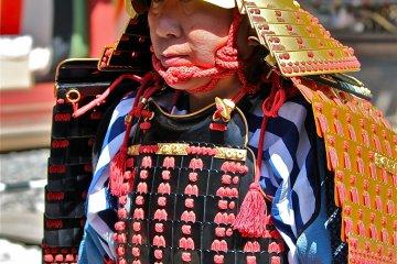 1000 Samurai Procession in Nikko