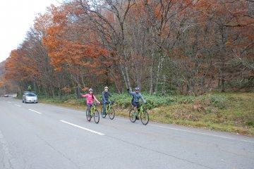 Takayama, Gero, Magome Bike Tour (Intermediate)