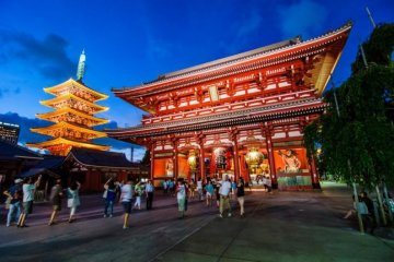 JapanTravel Highlights: 7-day Osaka-Kyoto-Nara-Tokyo Tour (Halal-friendly)