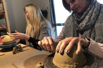 Ceramics Class Experience in Kamakura