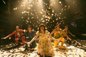 GEAR  Kyoto Theater: Dance, Music, Magic Performance