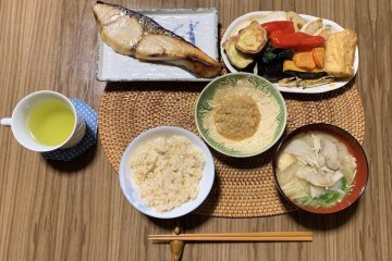 Japanese Home Cooking with Rice Farmer