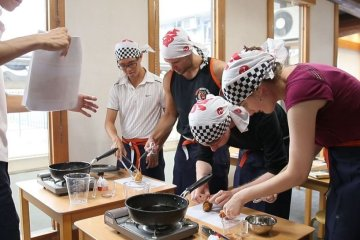Kyoto: Making Ramen from Scratch, Special Souvenir