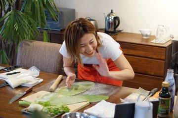 Original Online Japanese Cooking Class
