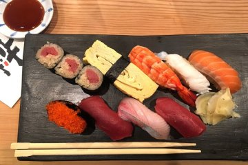 Perfect Afternoon Food Trip in Nakameguro