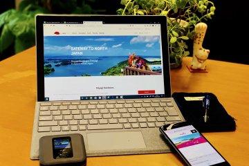 Premium Economy Rental Wifi in Japan