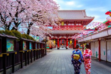 Two-week Japan Tour: East to West