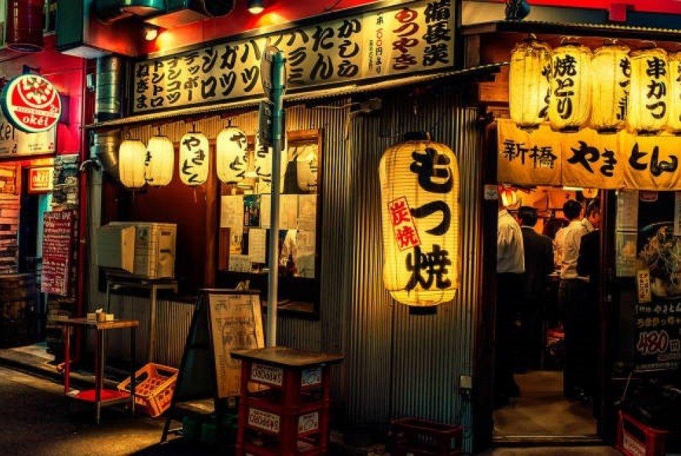 Food Tour - Shimbashi
