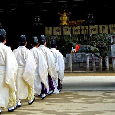 Kyoto Kitano Tenman-gu Shrine