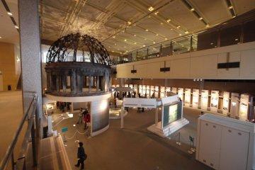 Путеводитель по Мемориальному музею мира в Хиросиме