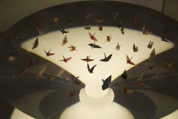 В Музее Мира
