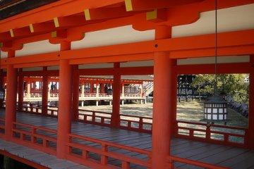 Itsukushima Corridors