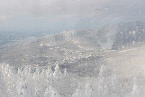 Snow monster hill