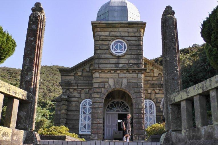 長崎、上五島巡り 3: 頭ケ島天主堂