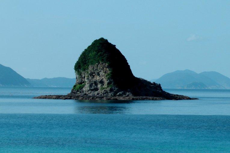 長崎、上五島巡り 5: 上五島の自然美