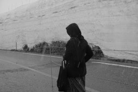 กำแพงหิมะ ณ ทาเทยามะ